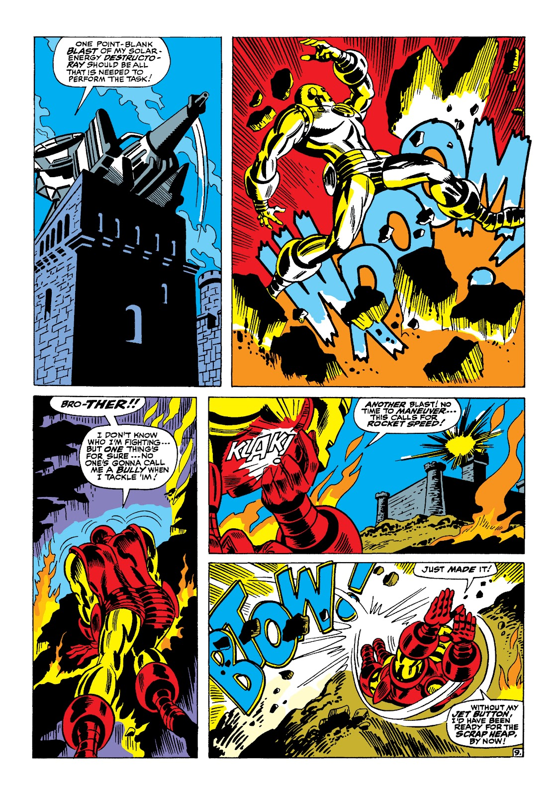 Read online Marvel Masterworks: The Invincible Iron Man comic -  Issue # TPB 4 (Part 2) - 19