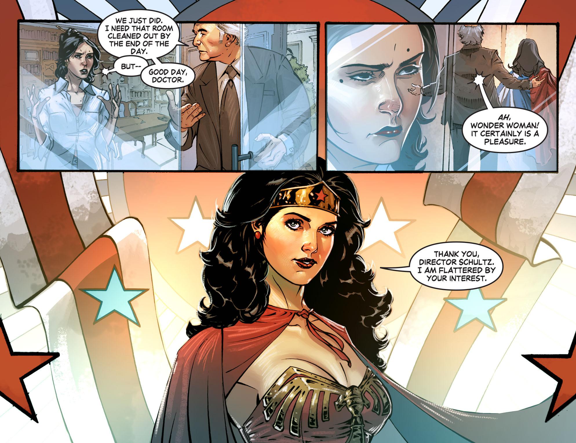 Read online Wonder Woman '77 [I] comic -  Issue #7 - 5