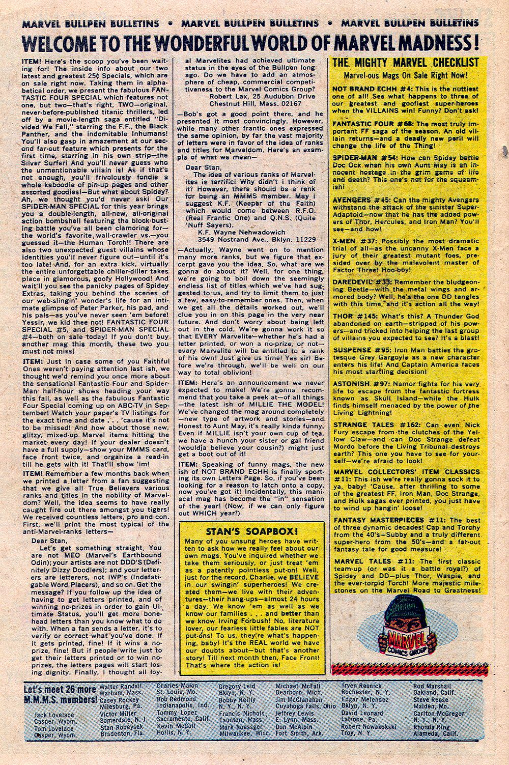 Read online Sgt. Fury comic -  Issue #47 - 29