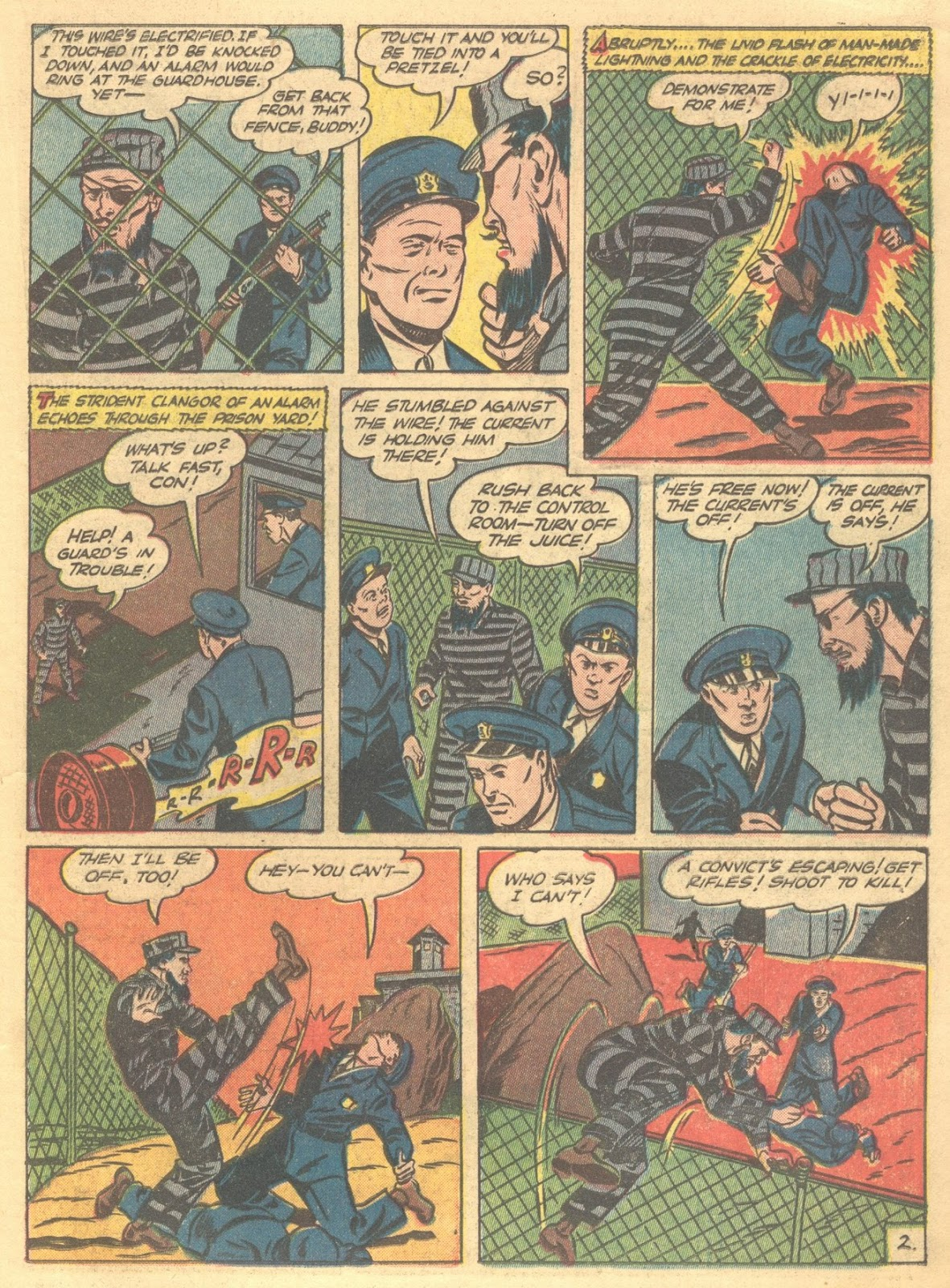 More Fun Comics issue 80 - Page 35