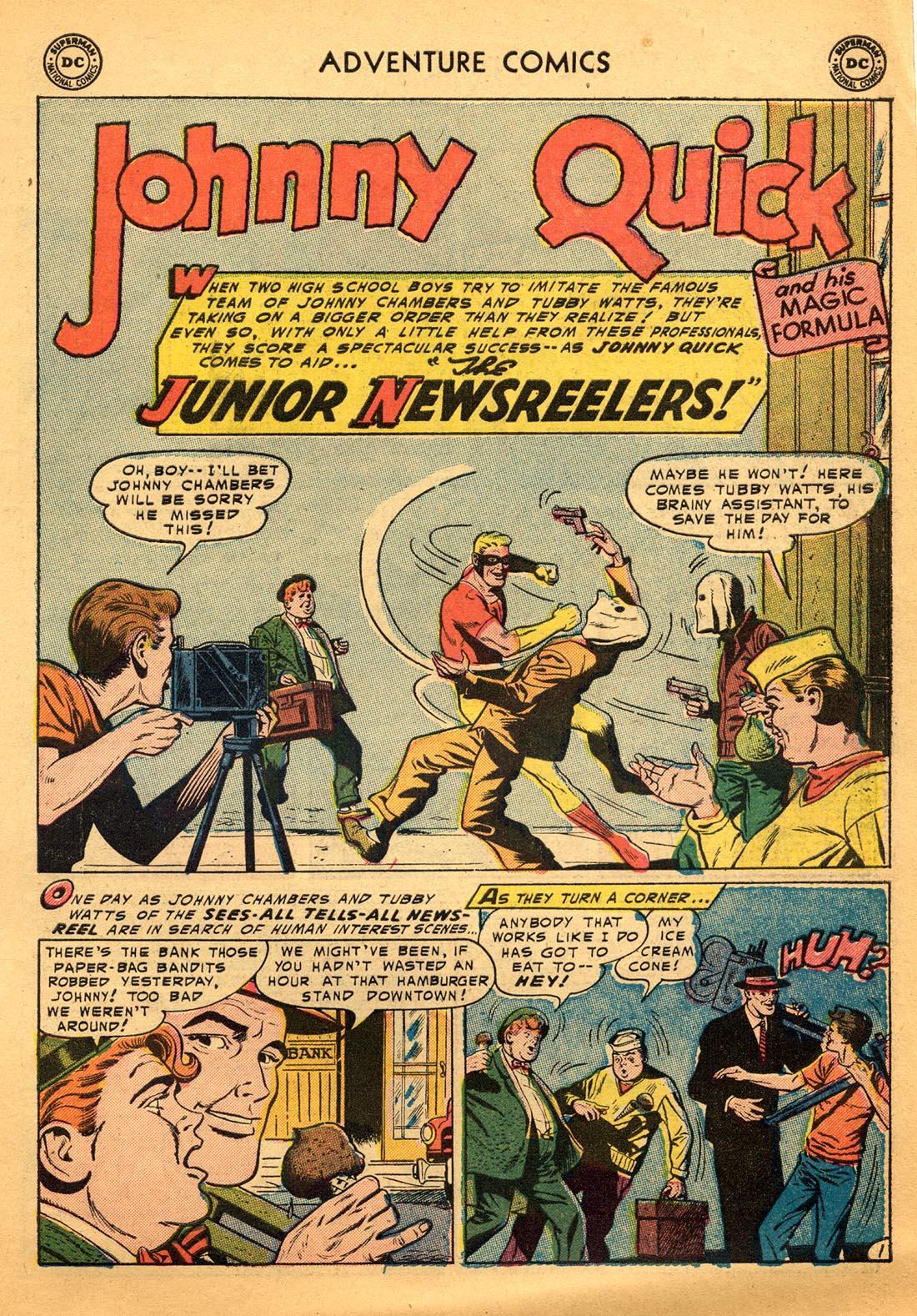 Read online Adventure Comics (1938) comic -  Issue #206 - 27
