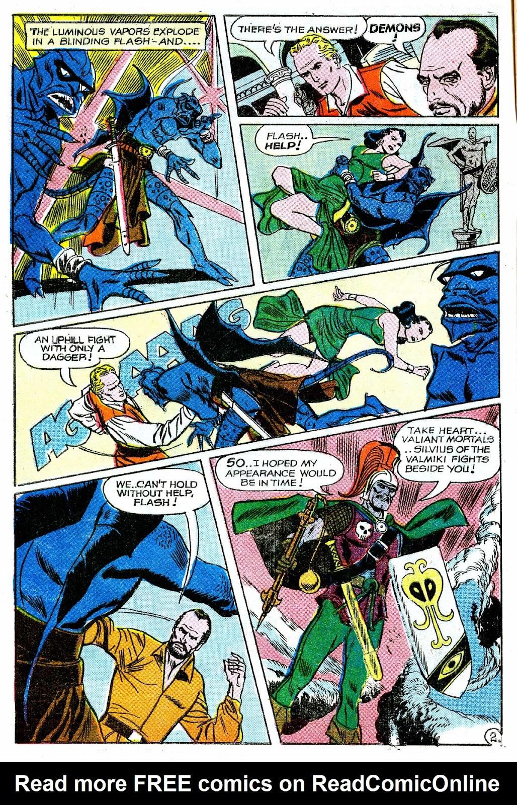Flash Gordon (1969) issue 16 - Page 3