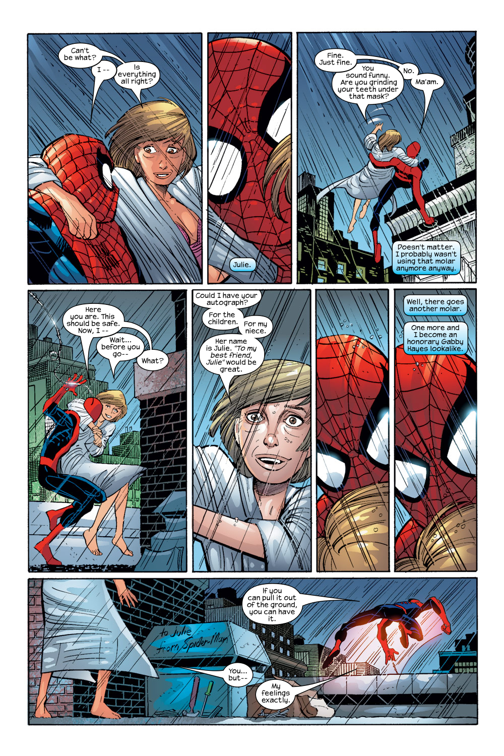 The Amazing Spider-Man (1999) 57 Page 16