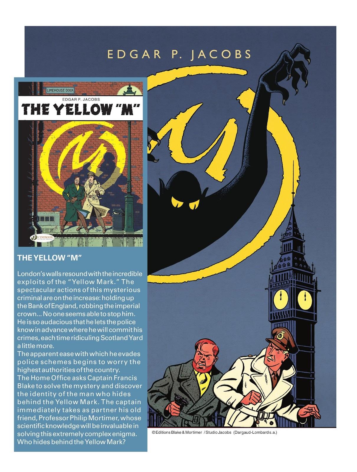 Read online Blake & Mortimer comic -  Issue #25 - 60