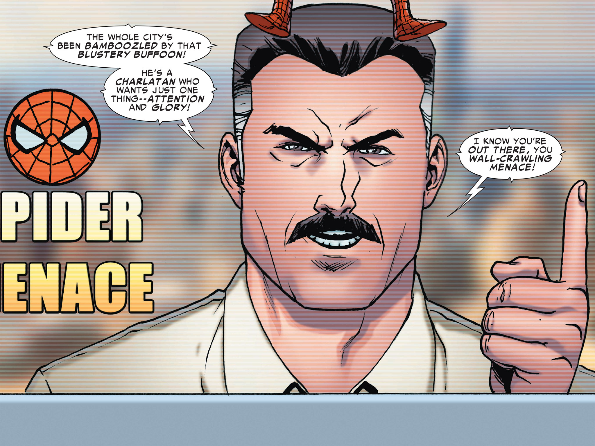 Read online Ultimate Spider-Man (Infinite Comics) (2016) comic -  Issue #2 - 3