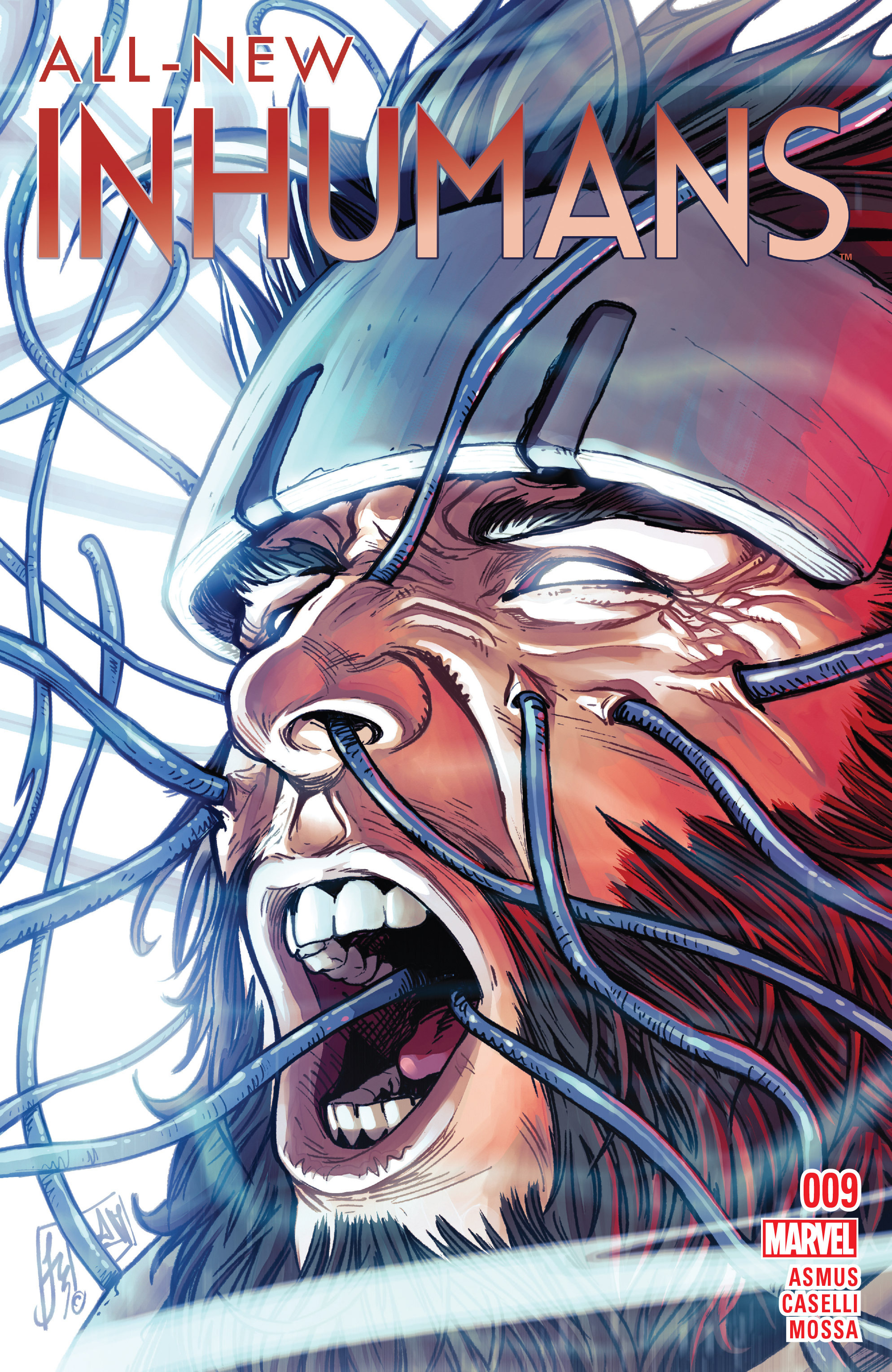 Read online All-New Inhumans comic -  Issue #9 - 1