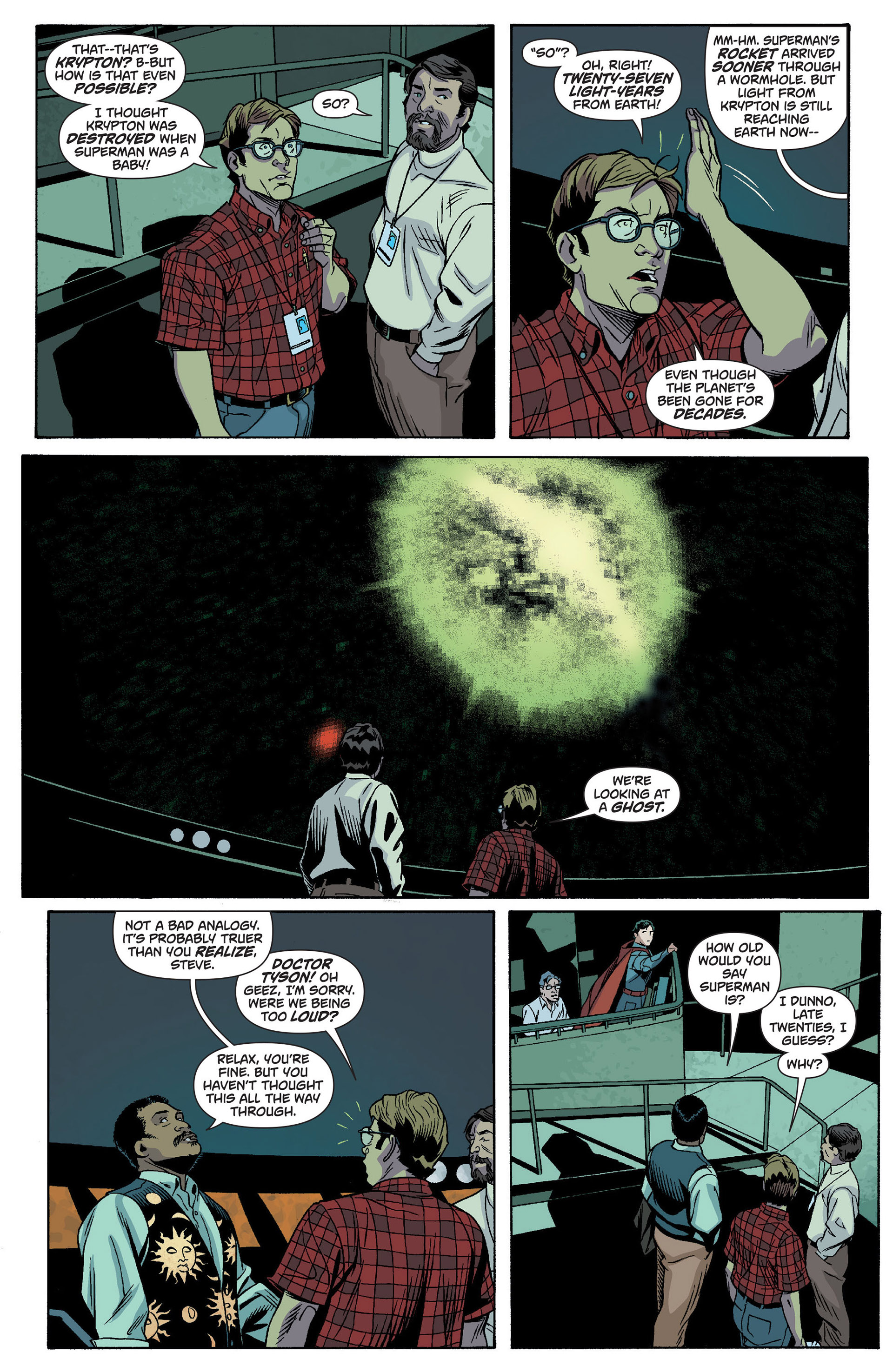 Read online Action Comics (2011) comic -  Issue #14 - 30