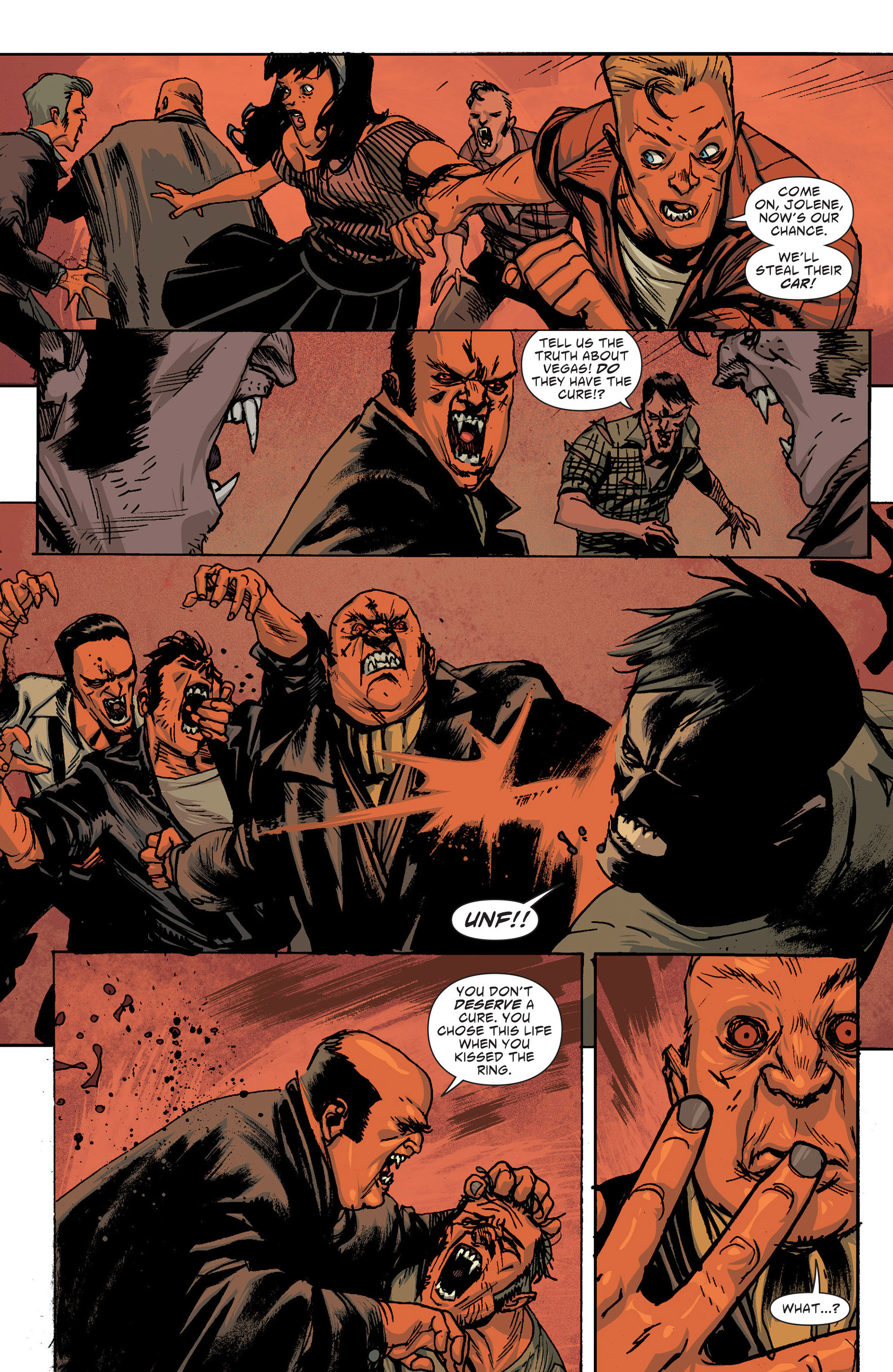 Read online American Vampire: The Long Road To Hell comic -  Issue # Full - 11