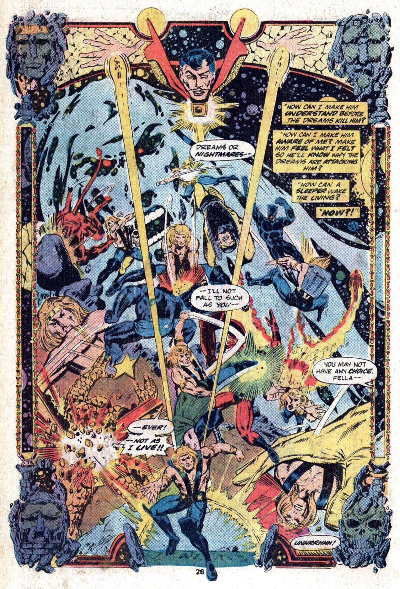Read online Amazing Adventures (1970) comic -  Issue #38 - 28