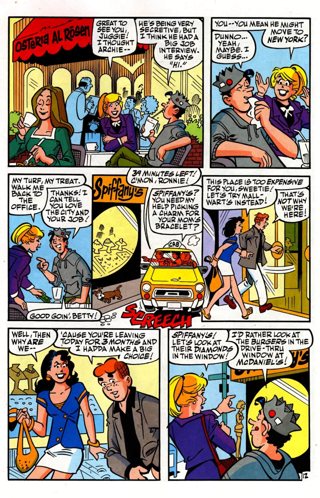 Read online Archie (1960) comic -  Issue #600 - 17