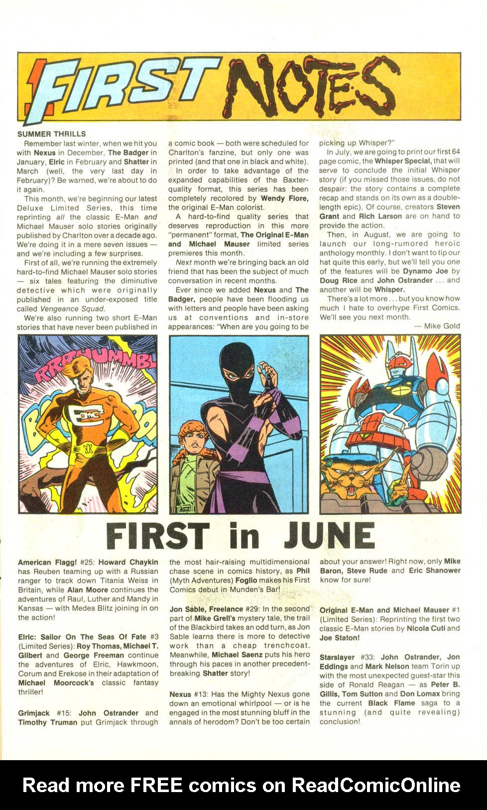 Read online American Flagg! comic -  Issue #25 - 8