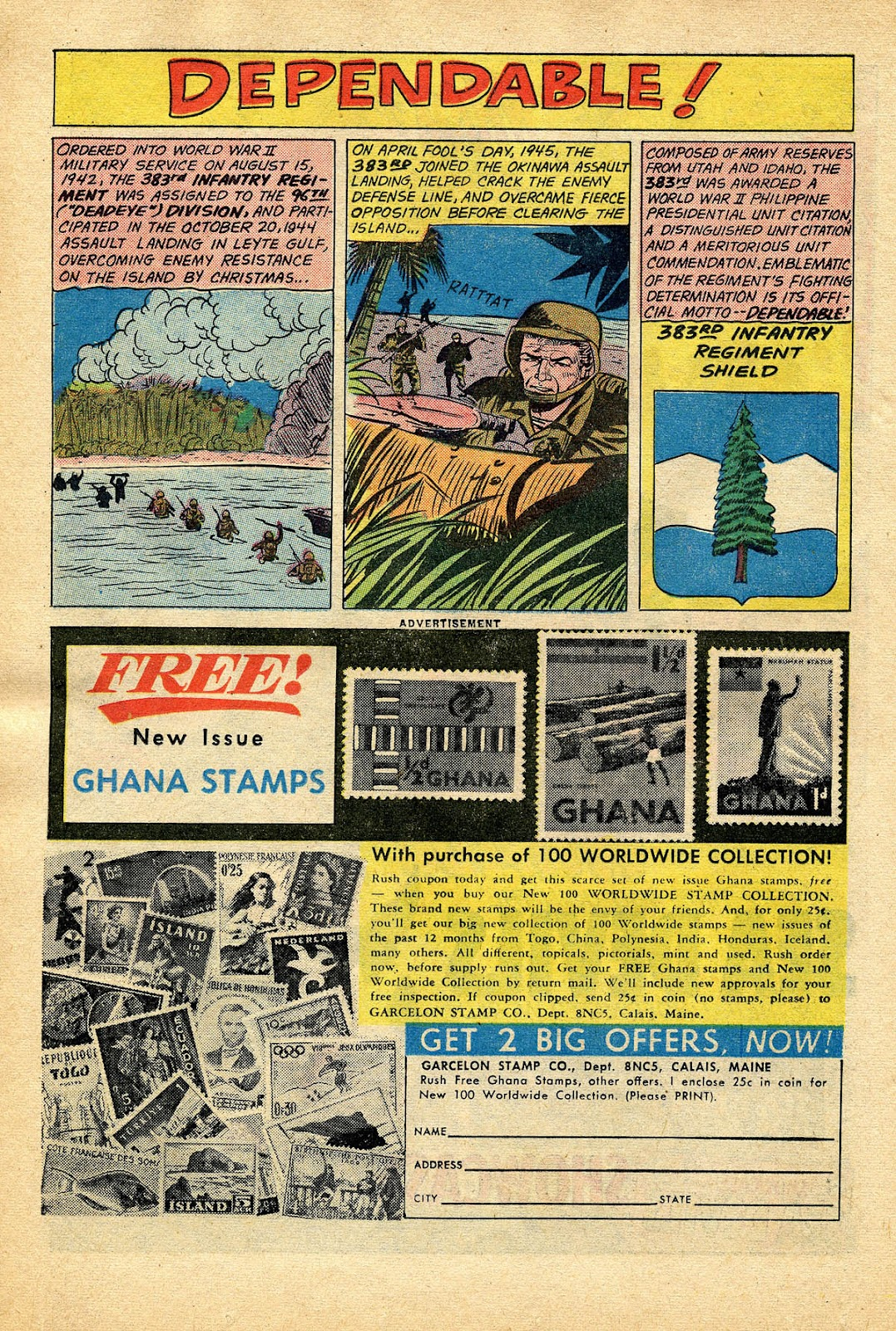Our Army at War (1952) issue 99 - Page 26