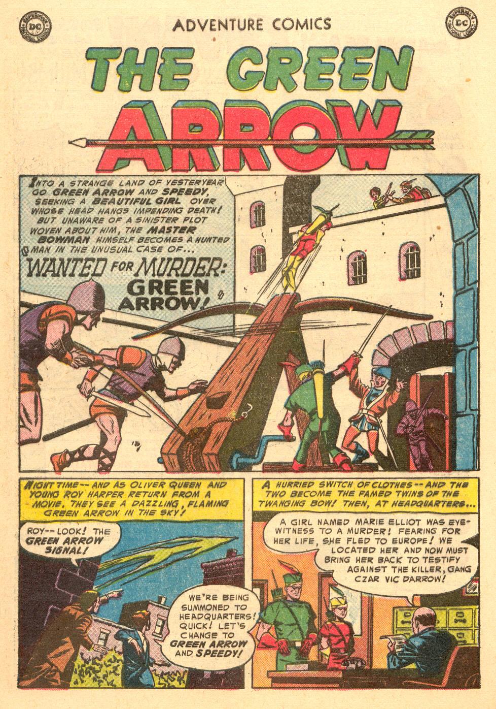 Read online Adventure Comics (1938) comic -  Issue #198 - 34