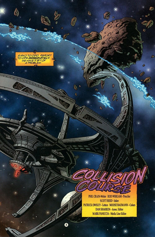 Read online Star Trek: Deep Space Nine (1993) comic -  Issue # _Special 1 - 5