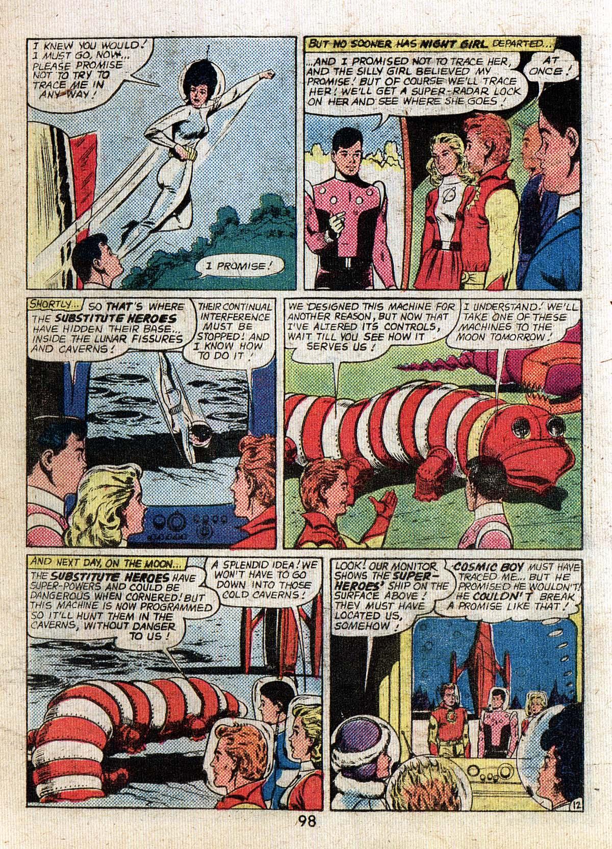 Read online Adventure Comics (1938) comic -  Issue #500 - 98