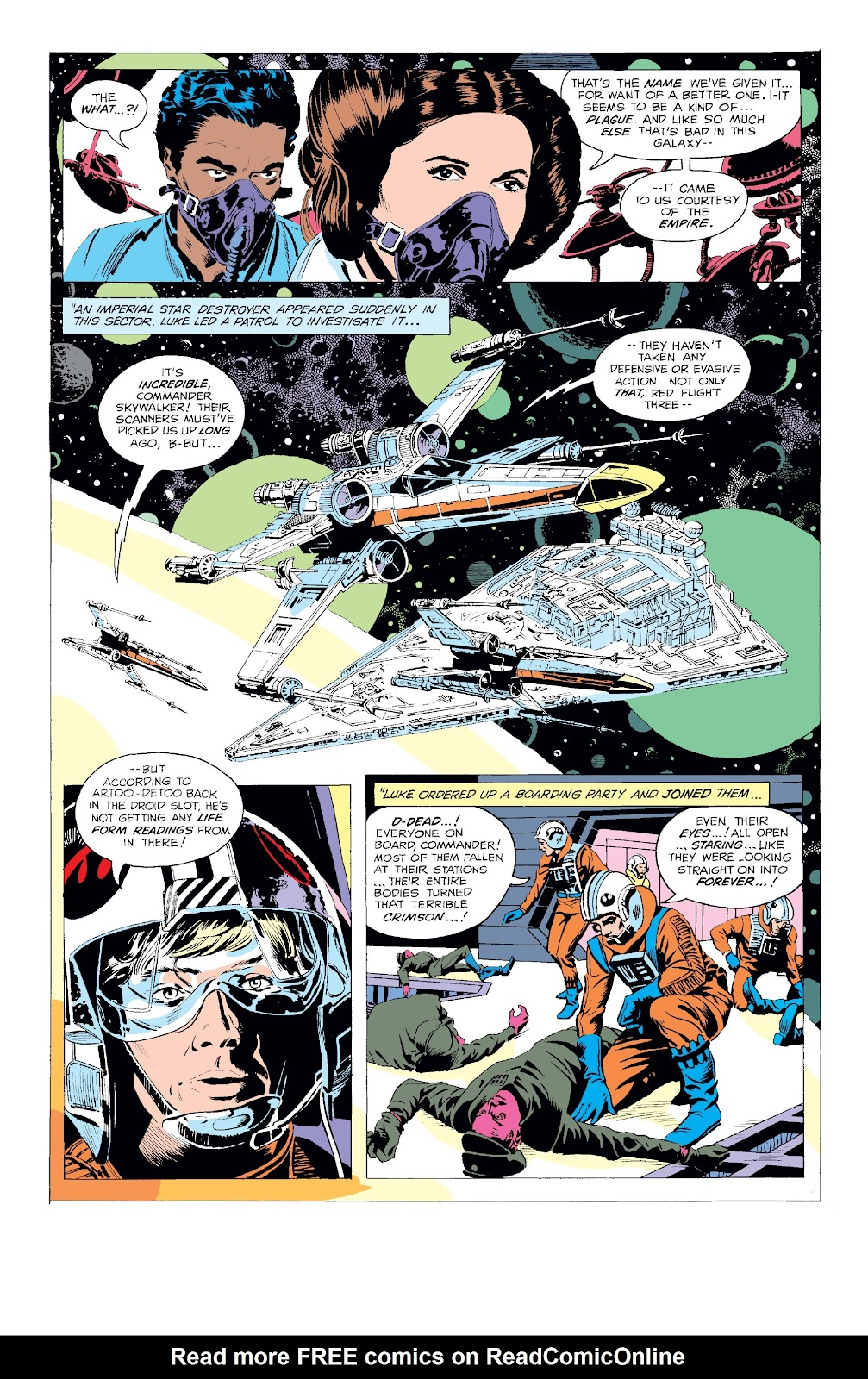 Read online Star Wars Legends: The Original Marvel Years - Epic Collection comic -  Issue # TPB 3 (Part 3) - 34