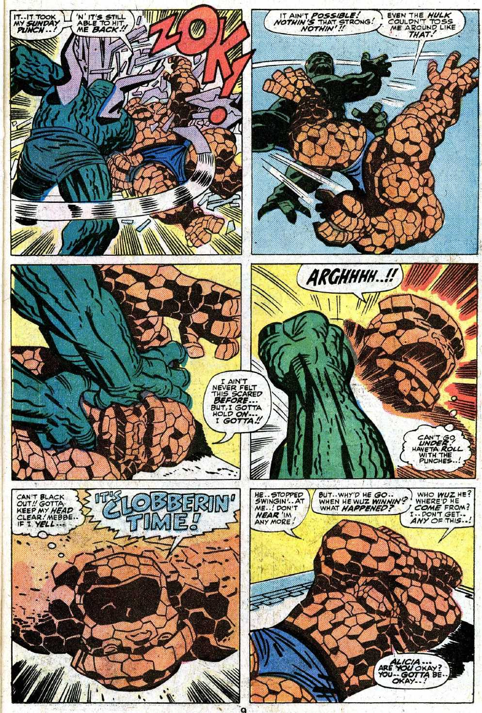Giant-Size Fantastic Four issue 5 - Page 11