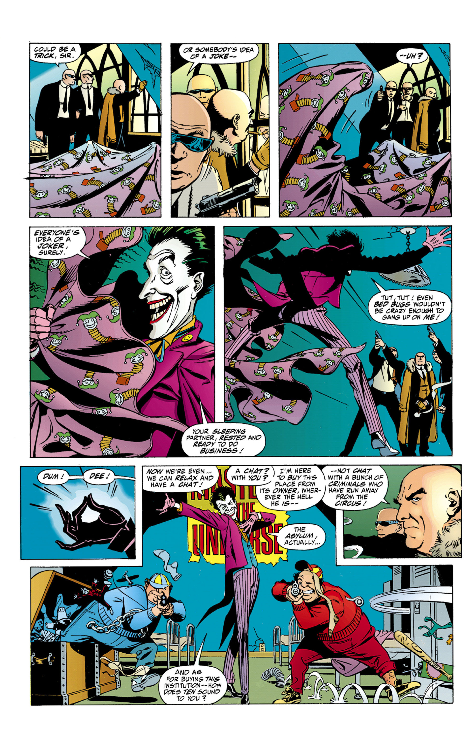 Read online World's Finest (1990) comic -  Issue #1 - 25