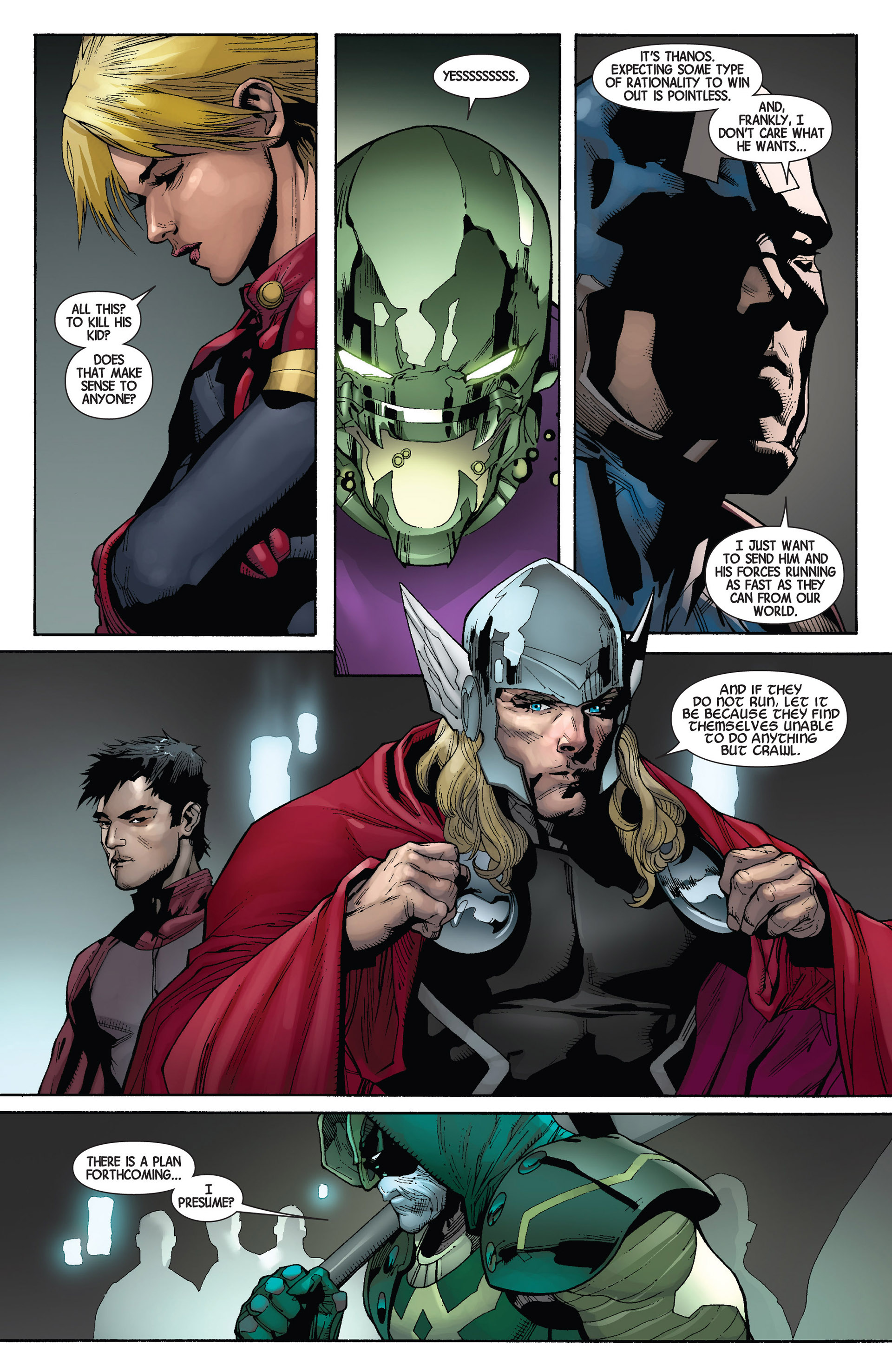 Read online Avengers (2013) comic -  Issue #22 - 17