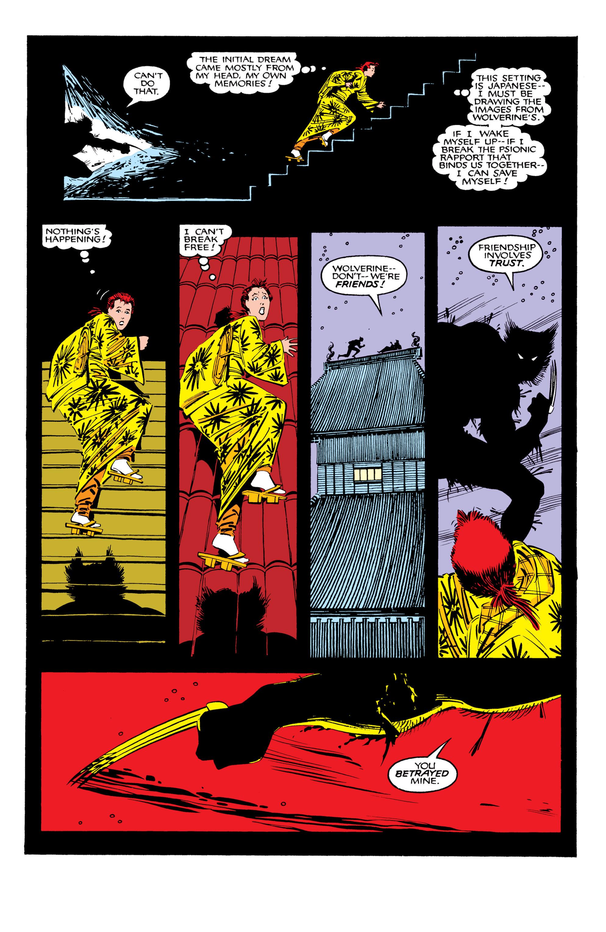Read online Uncanny X-Men (1963) comic -  Issue #207 - 12