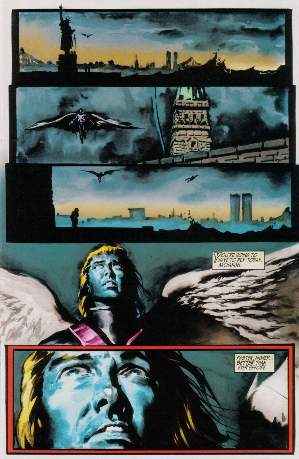 Read online Sentry/X-Men comic -  Issue # Full - 3