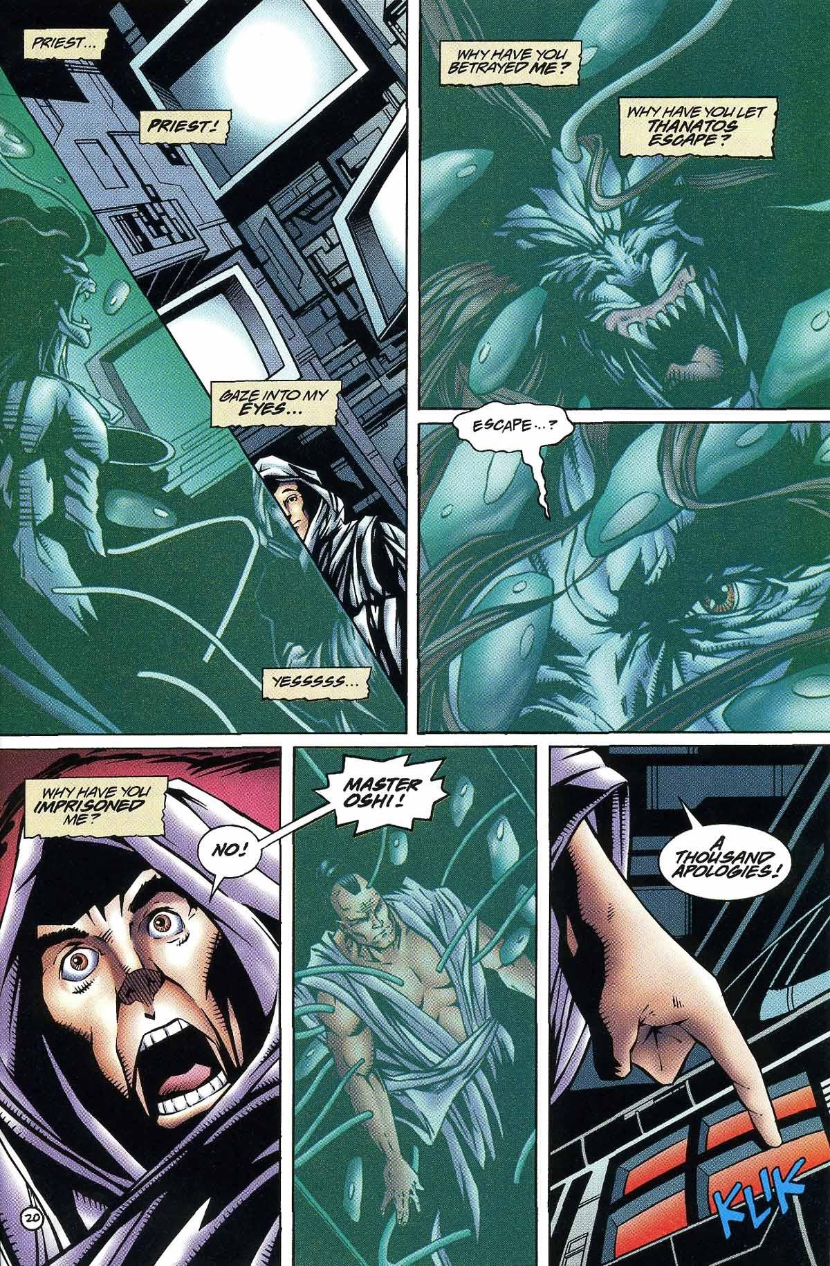 Read online Rune (1994) comic -  Issue #9 - 22