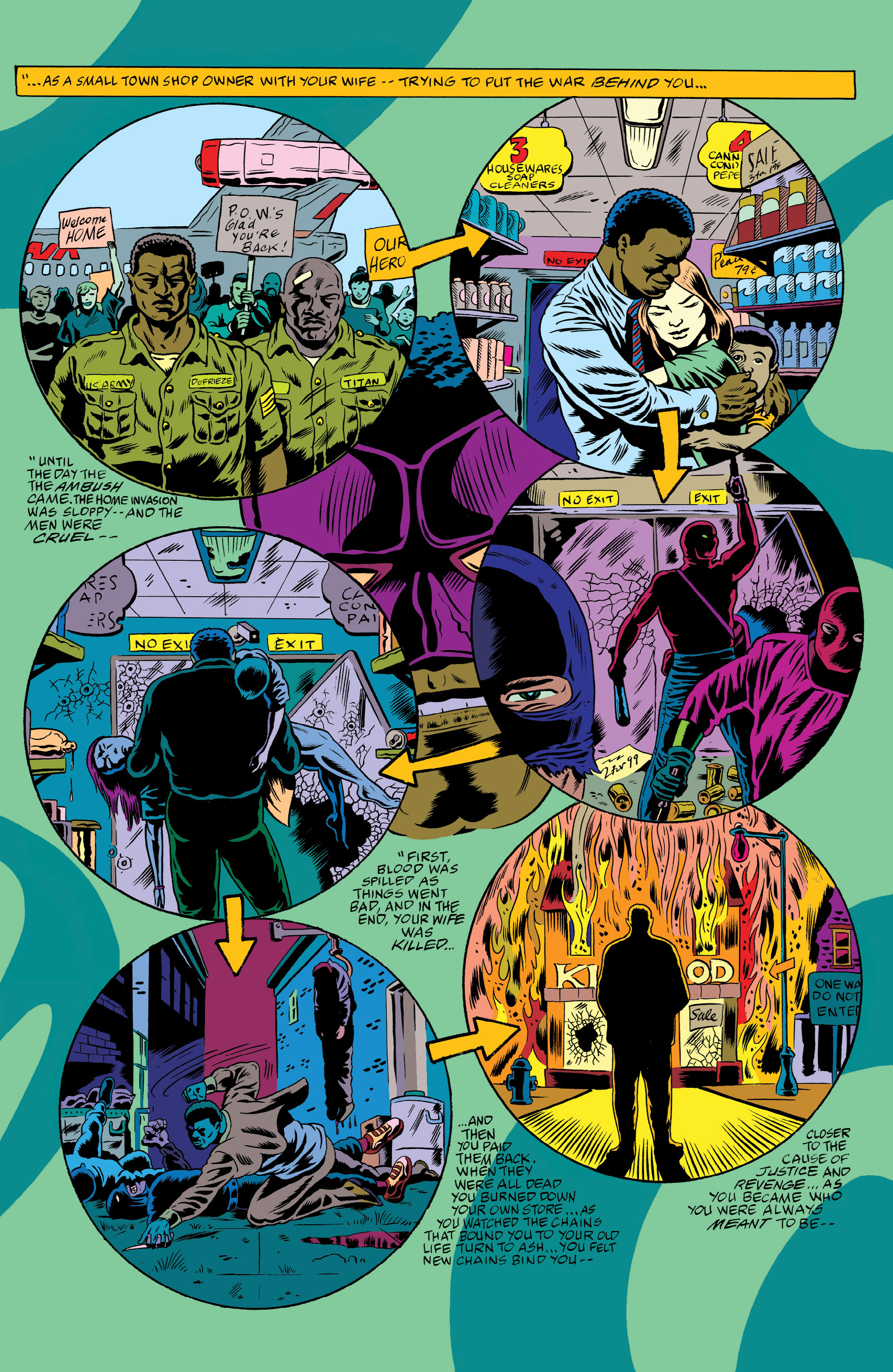 Read online All Time Comics: Crime Destroyer comic -  Issue #1 - 19