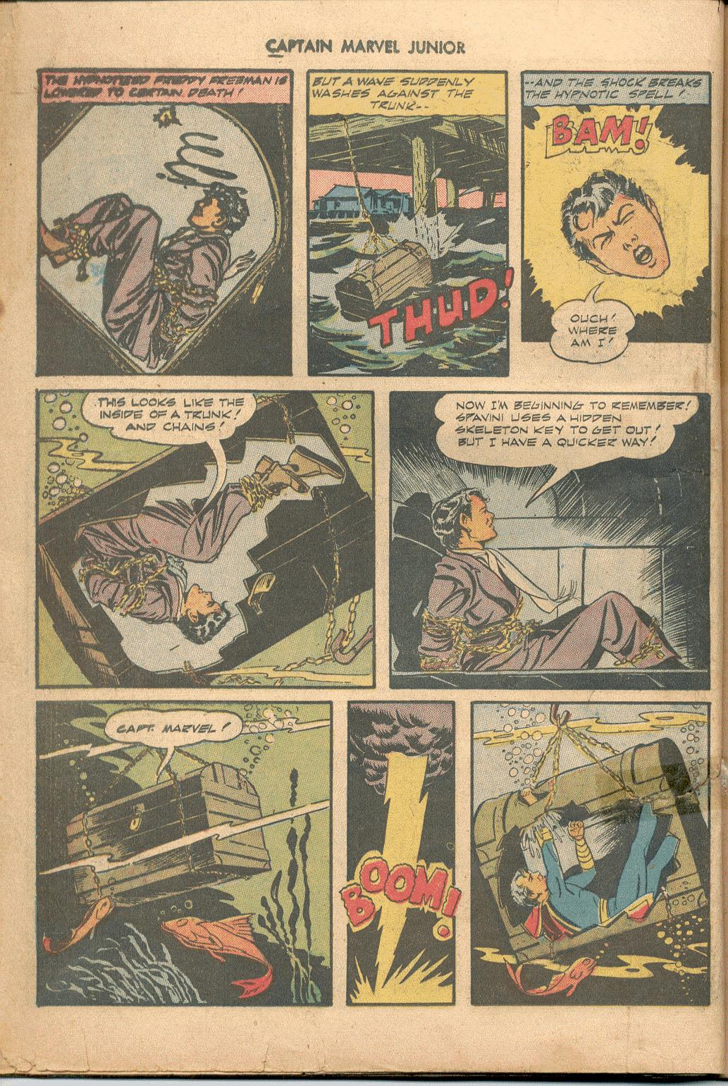 Captain Marvel, Jr. issue 38 - Page 27
