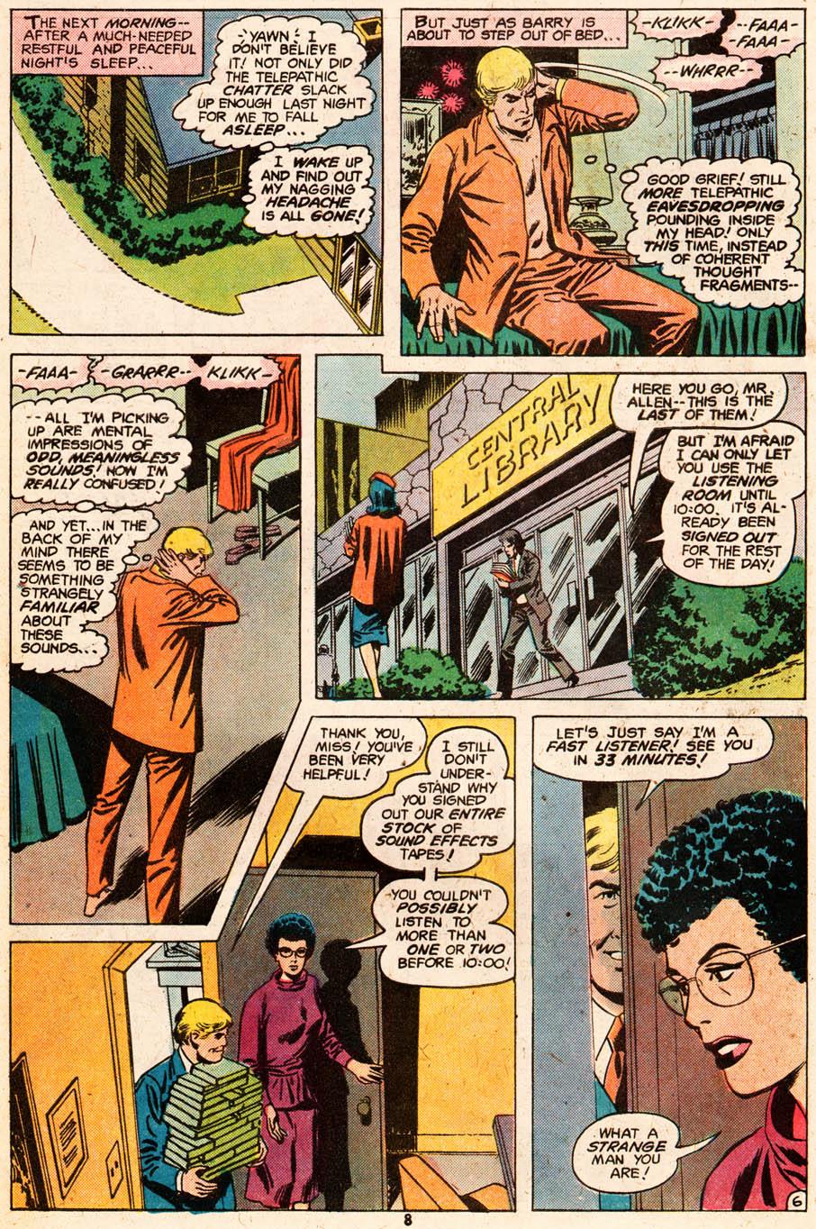 Read online Adventure Comics (1938) comic -  Issue #465 - 9
