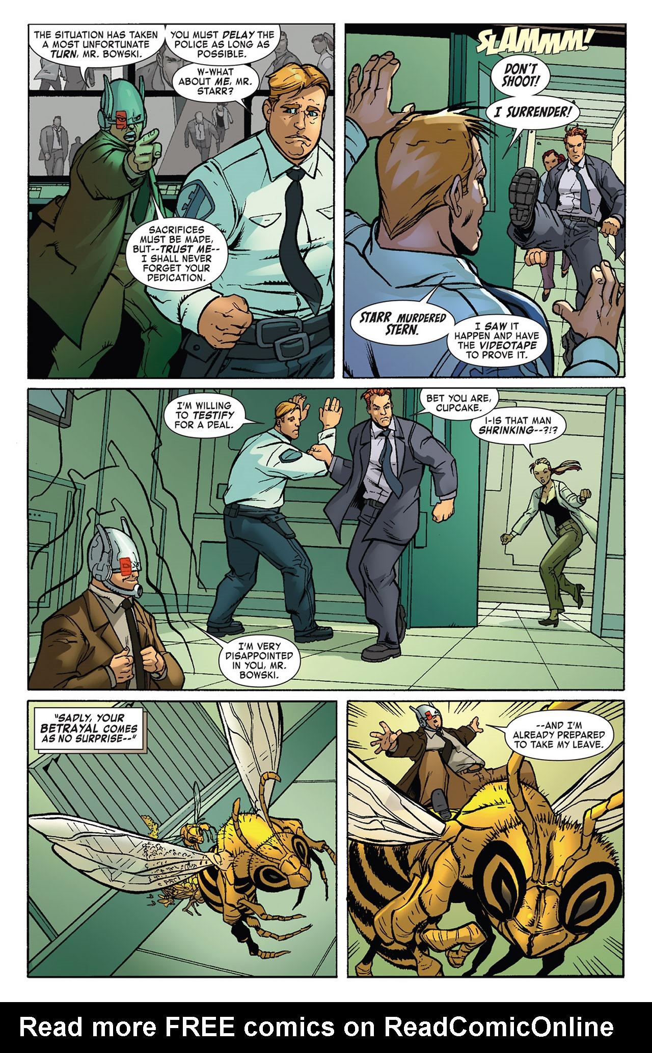 Read online Ant-Man: Season One comic -  Issue #Ant-Man: Season One Full - 86