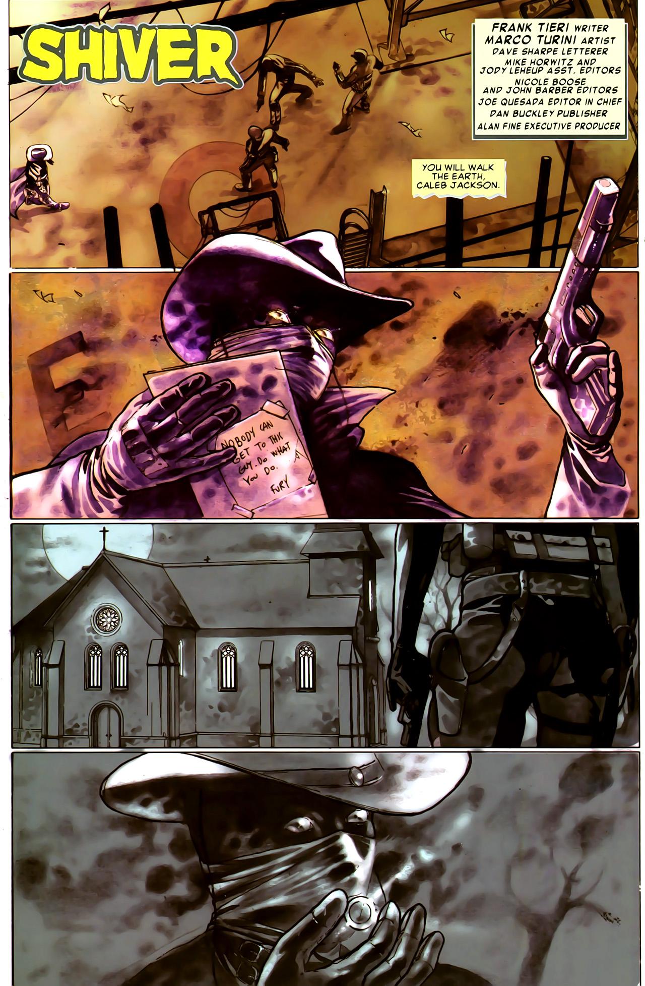 Read online Astonishing Tales (2009) comic -  Issue #5 - 19
