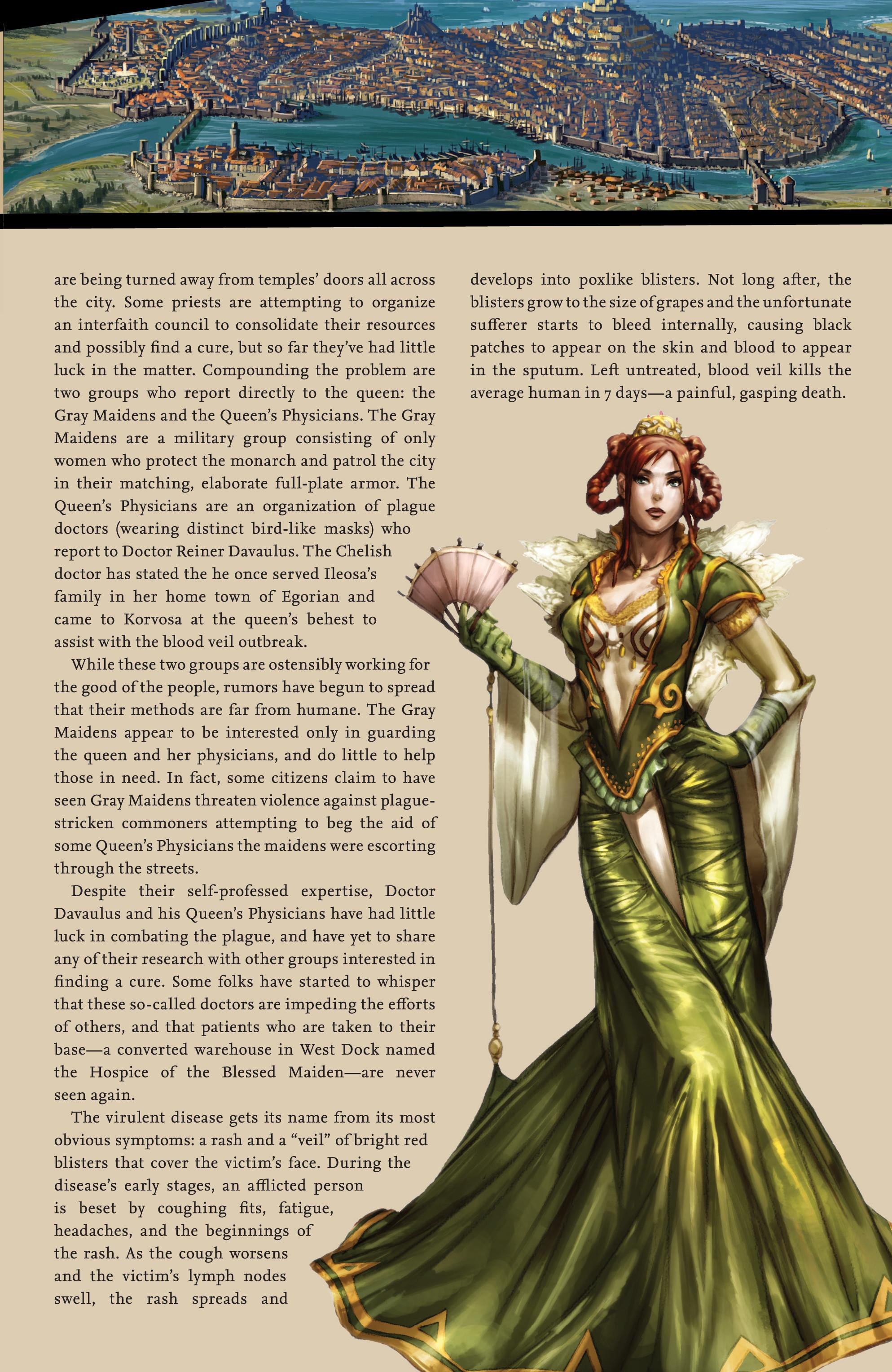 Read online Pathfinder: Runescars comic -  Issue #1 - 29