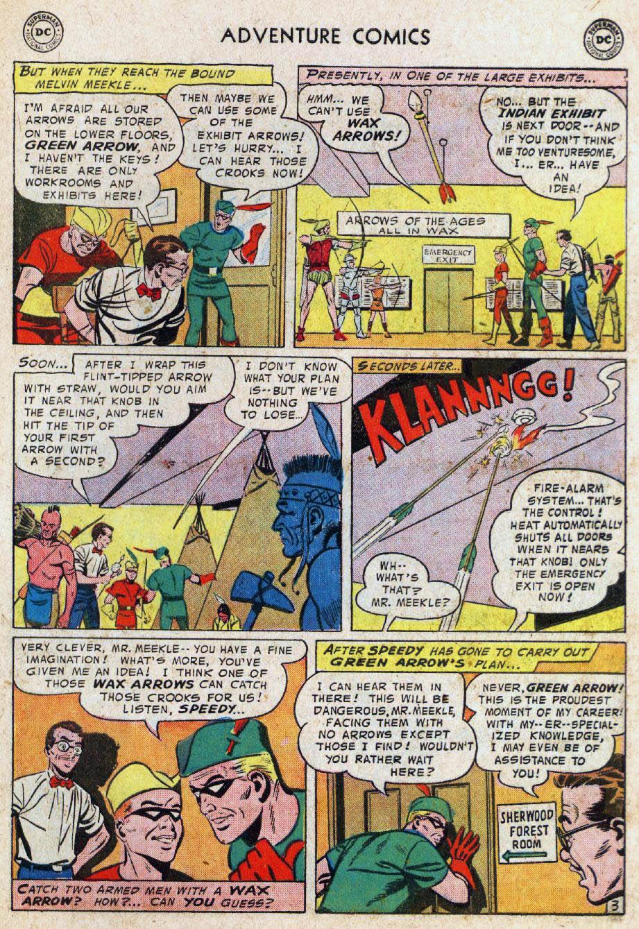Read online Adventure Comics (1938) comic -  Issue #236 - 29
