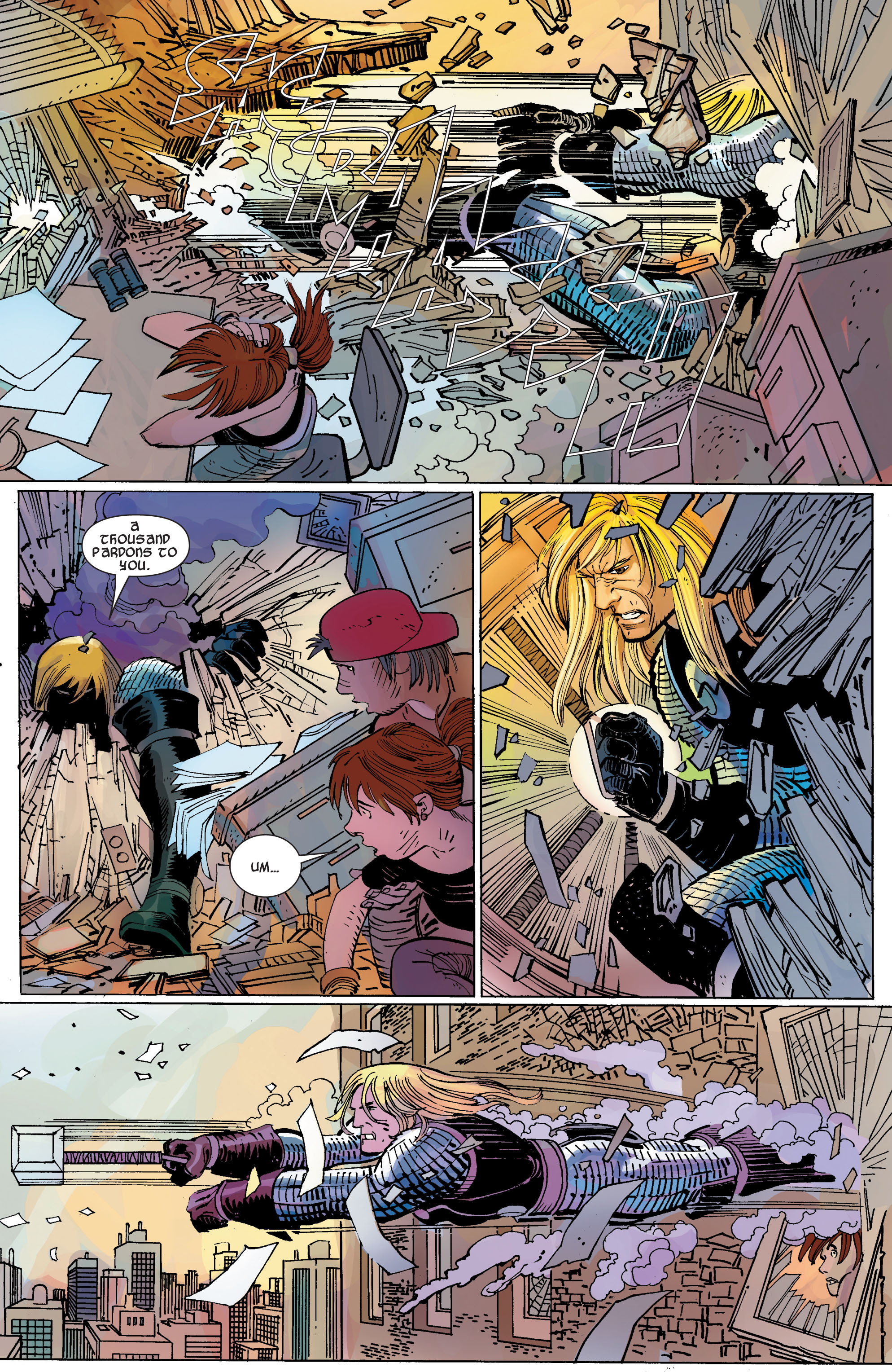 Read online Avengers (2010) comic -  Issue #3 - 4