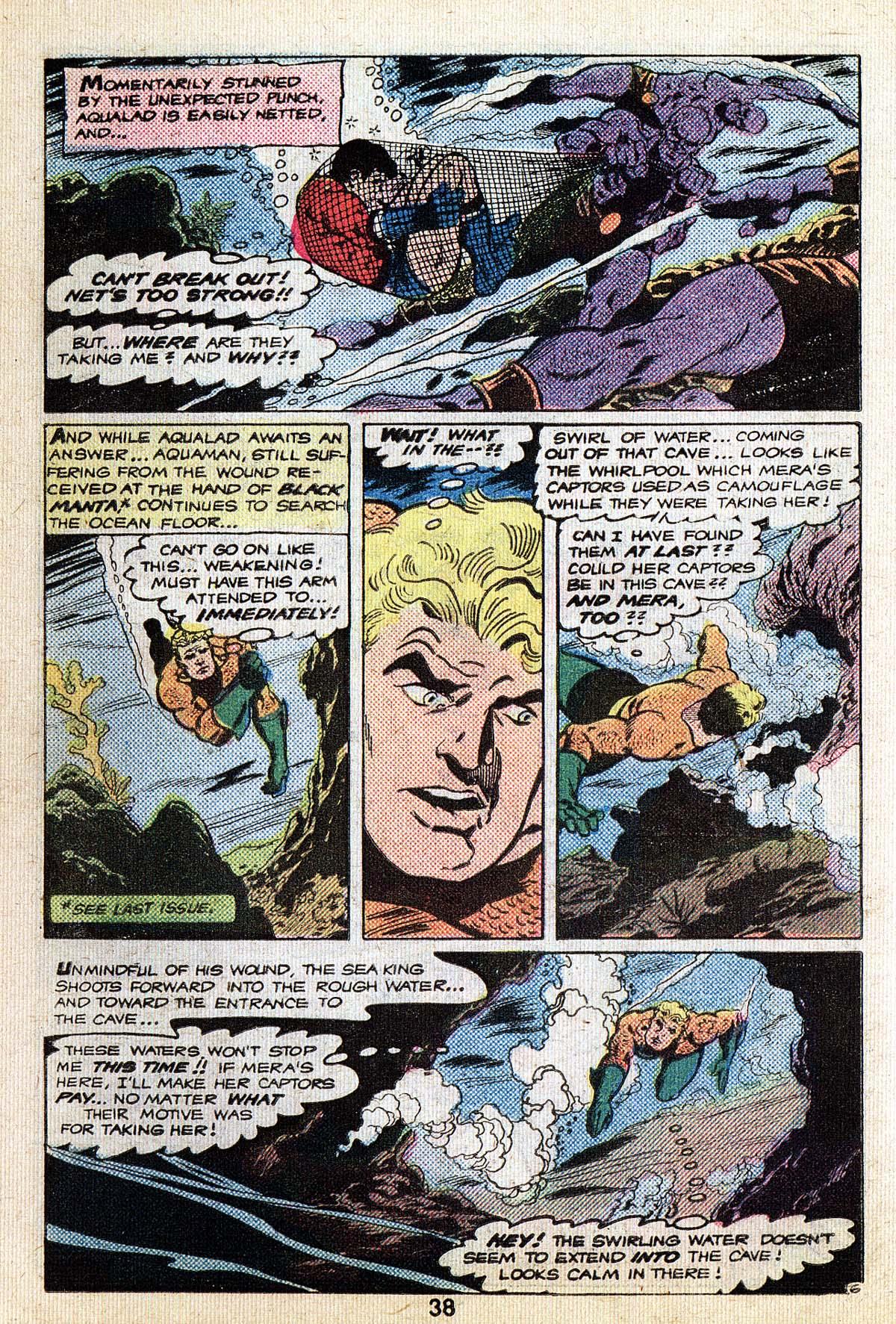 Read online Adventure Comics (1938) comic -  Issue #494 - 38
