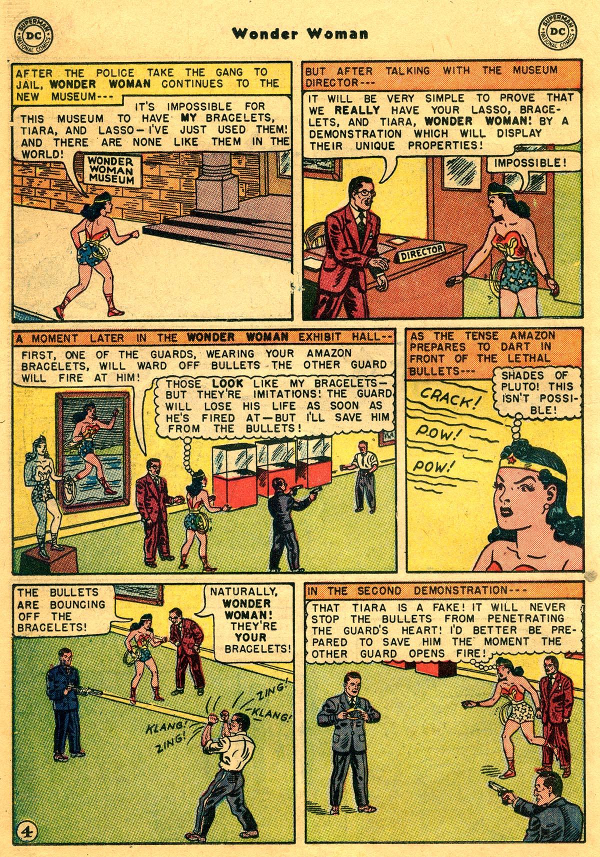 Read online Wonder Woman (1942) comic -  Issue #68 - 18