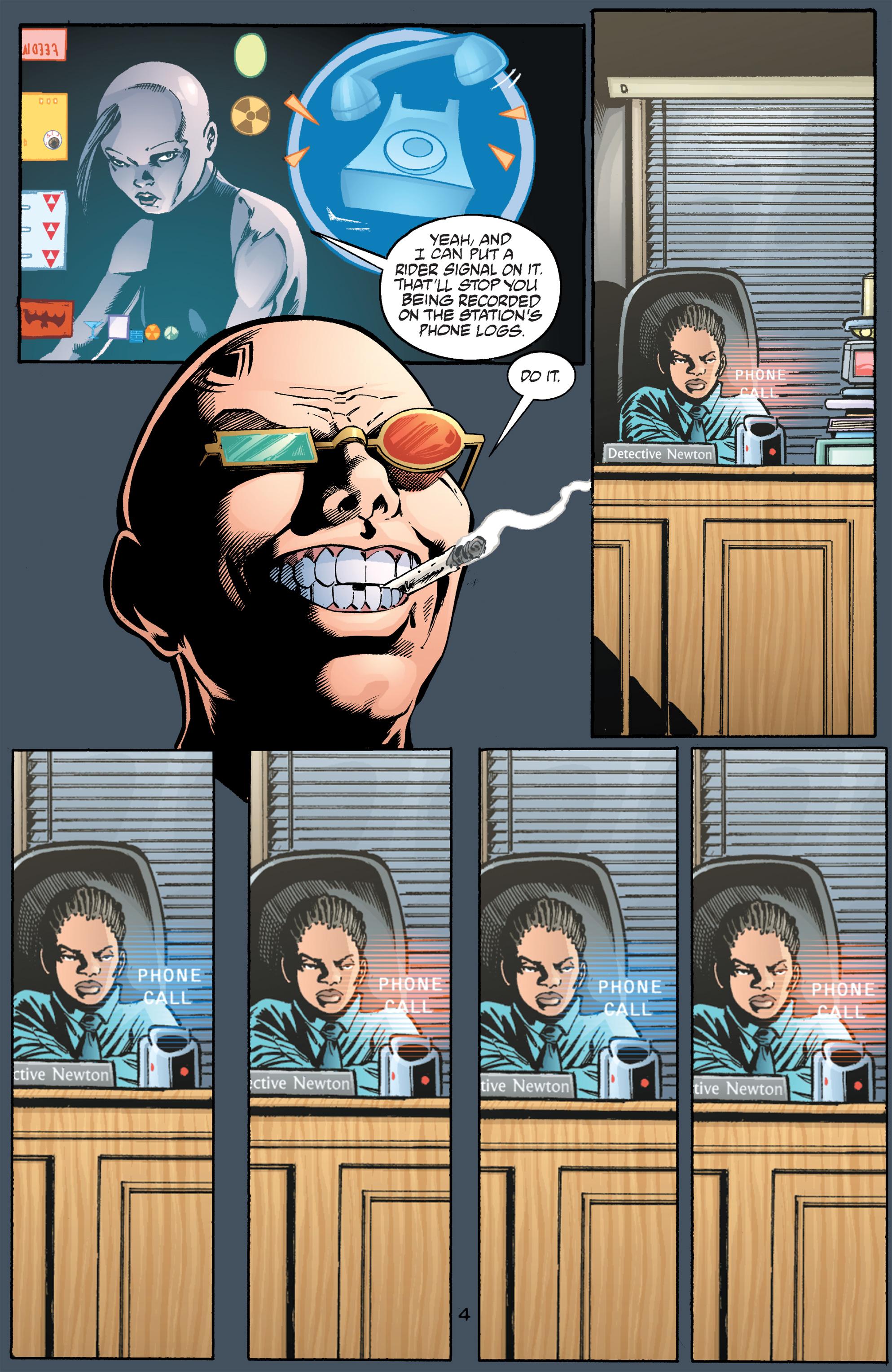 Read online Transmetropolitan comic -  Issue #44 - 5