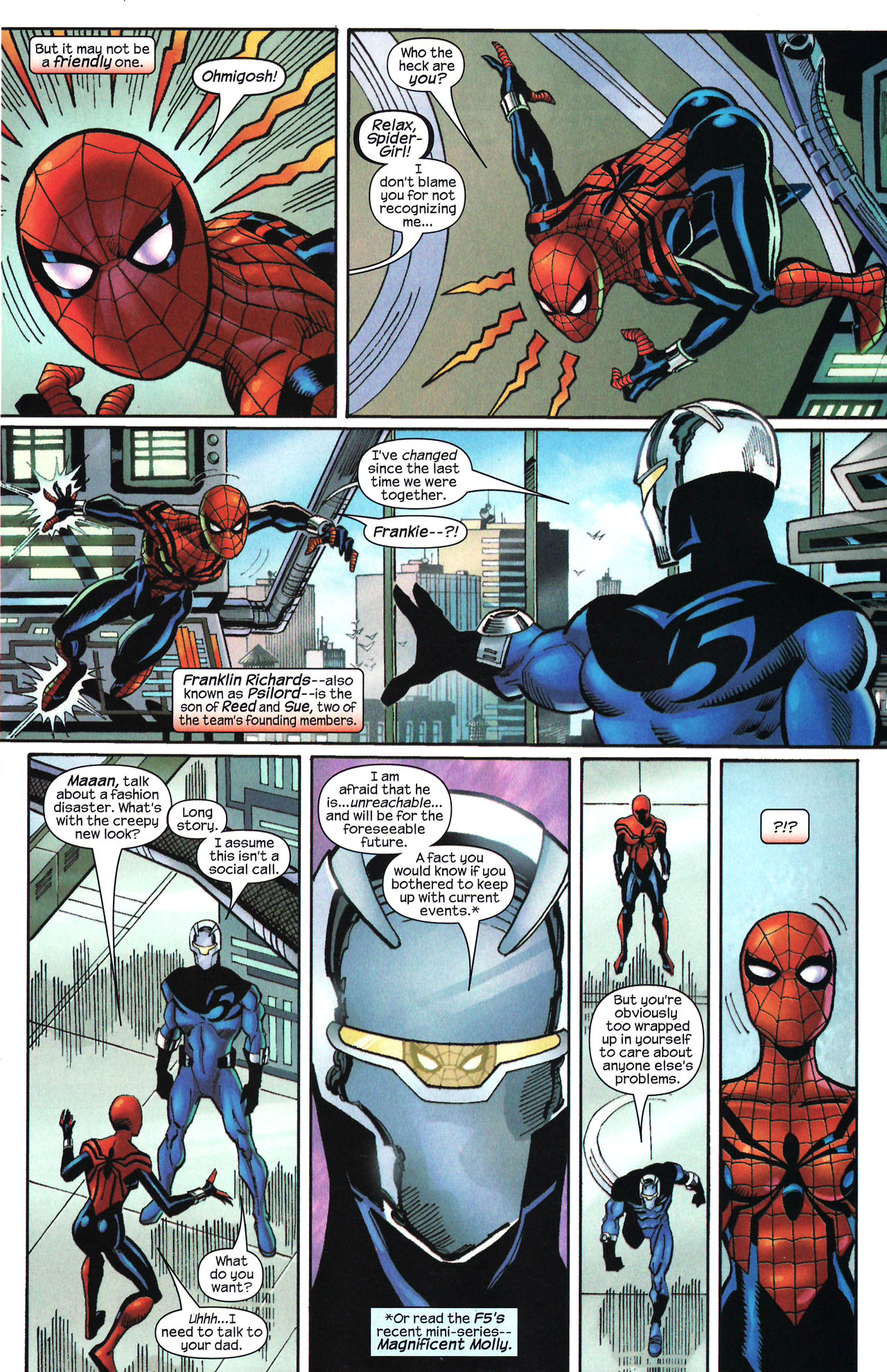 Read online Amazing Spider-Girl comic -  Issue #14 - 13