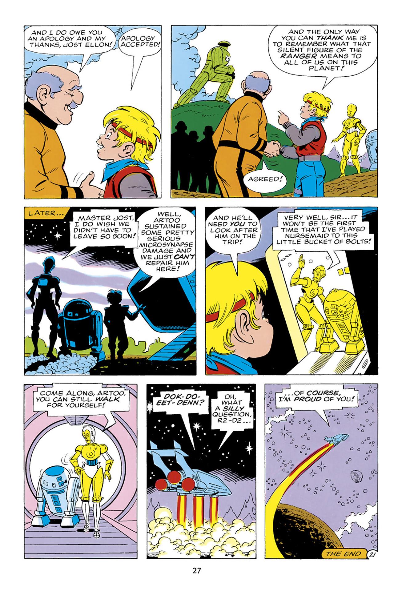 Read online Star Wars Omnibus comic -  Issue # Vol. 23 - 28