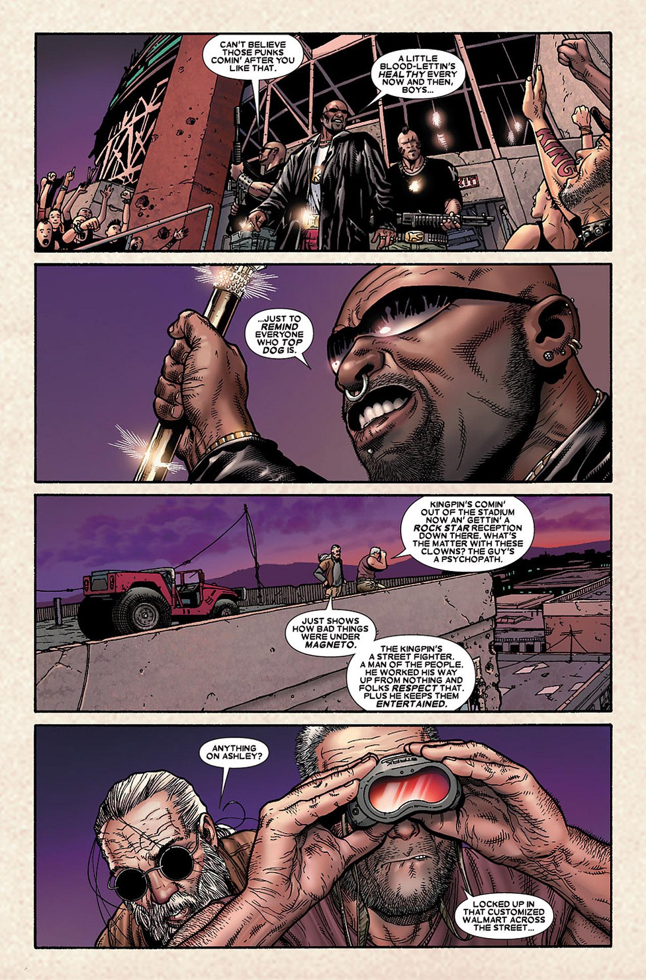 Read online Wolverine: Old Man Logan comic -  Issue # Full - 60