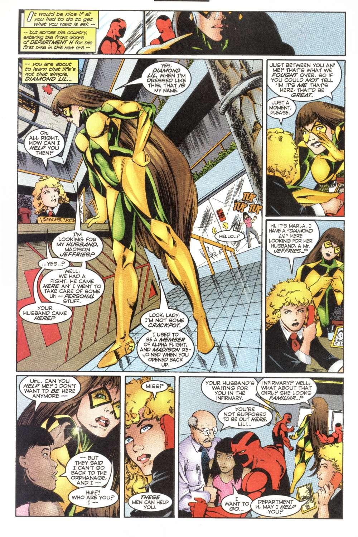 Read online Alpha Flight (1997) comic -  Issue #5 - 8