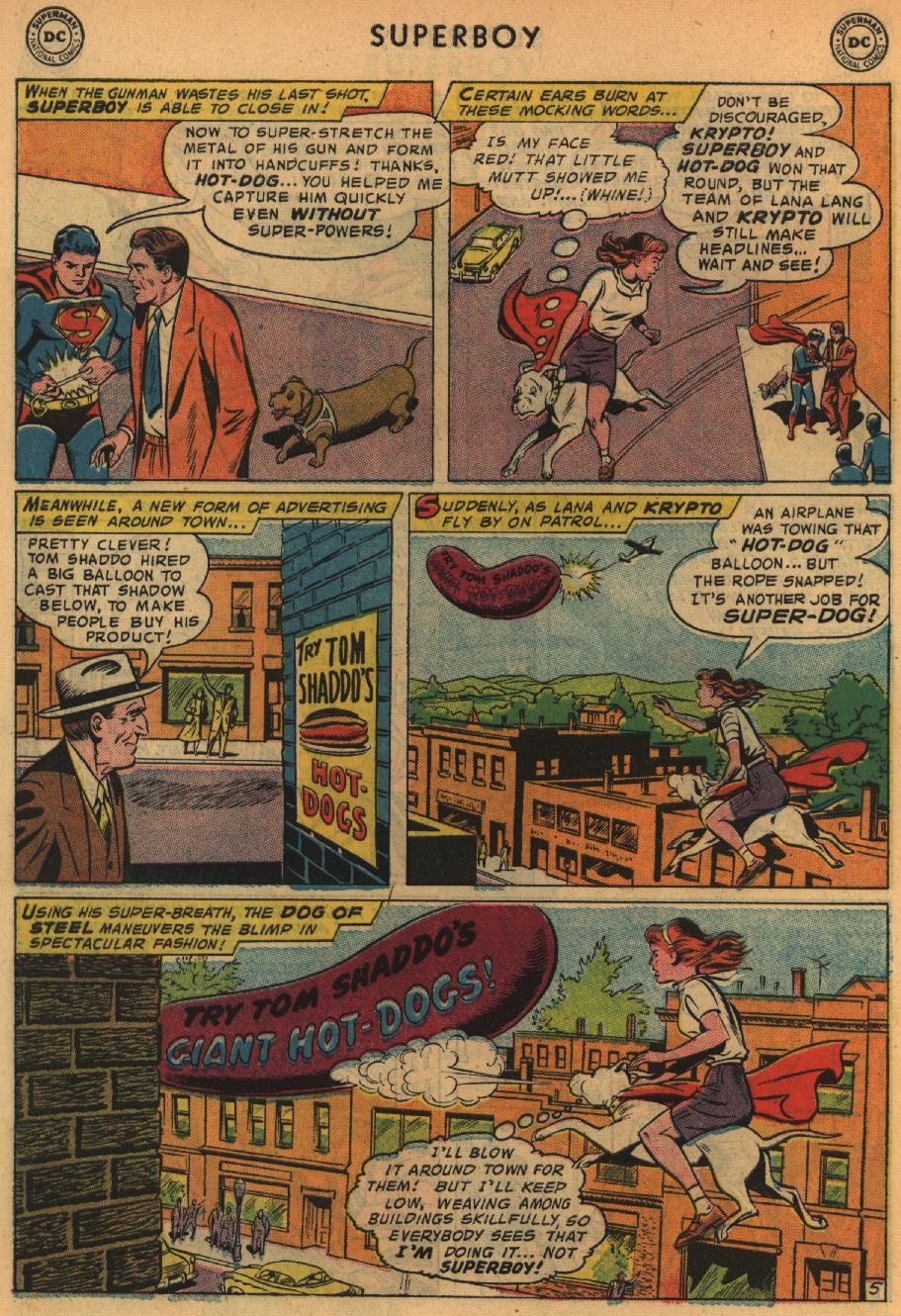 Superboy (1949) issue 64 - Page 25