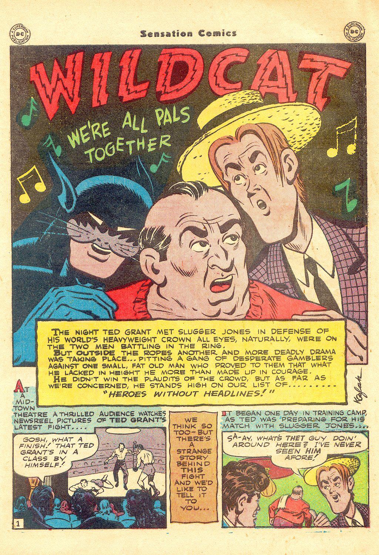 Read online Sensation (Mystery) Comics comic -  Issue #57 - 43