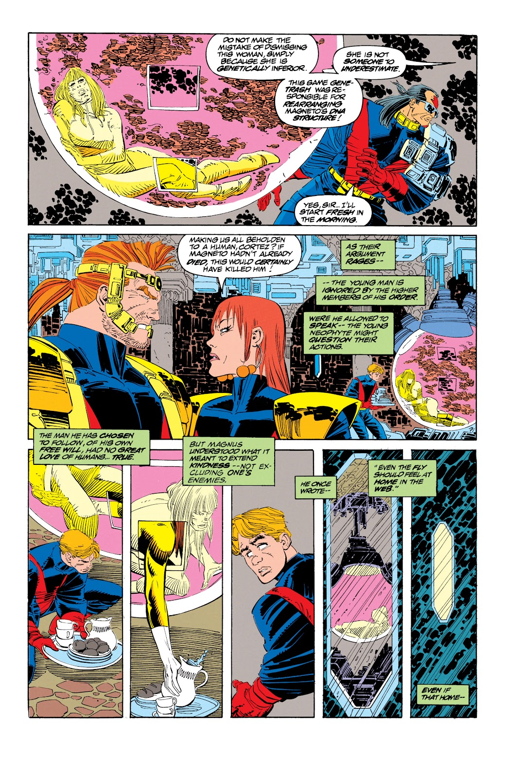 Uncanny X-Men (1963) issue 300 - Page 15