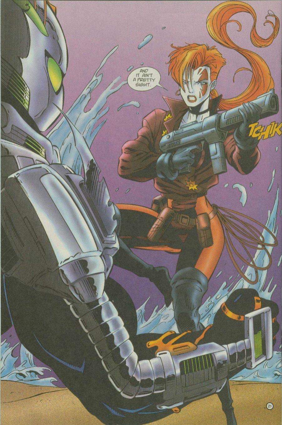 Read online Siren comic -  Issue #1 - 23