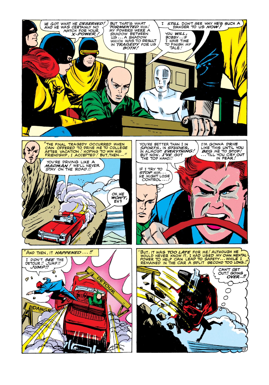 Uncanny X-Men (1963) 12 Page 12