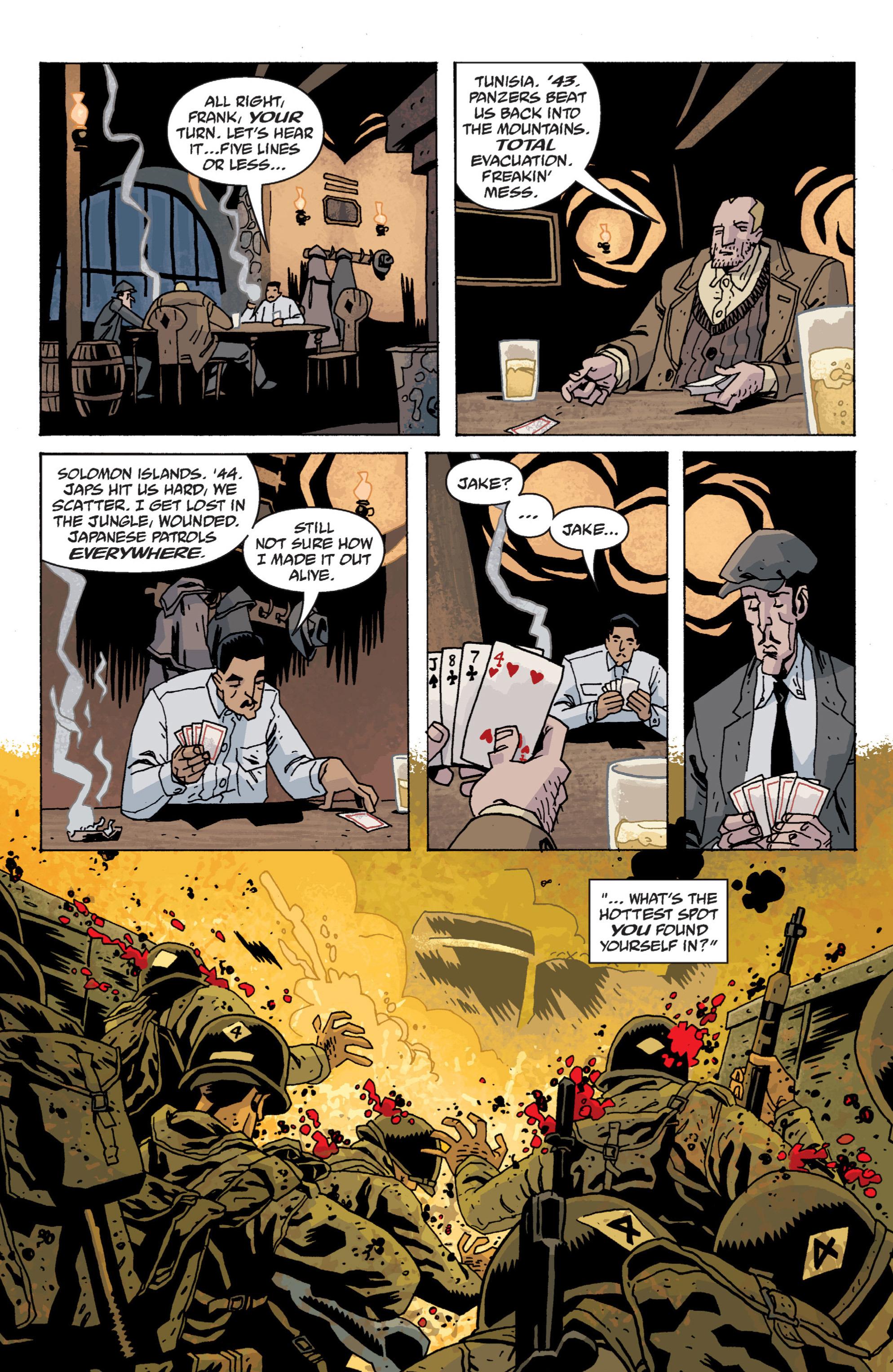 Read online B.P.R.D. (2003) comic -  Issue # TPB 13 - 24