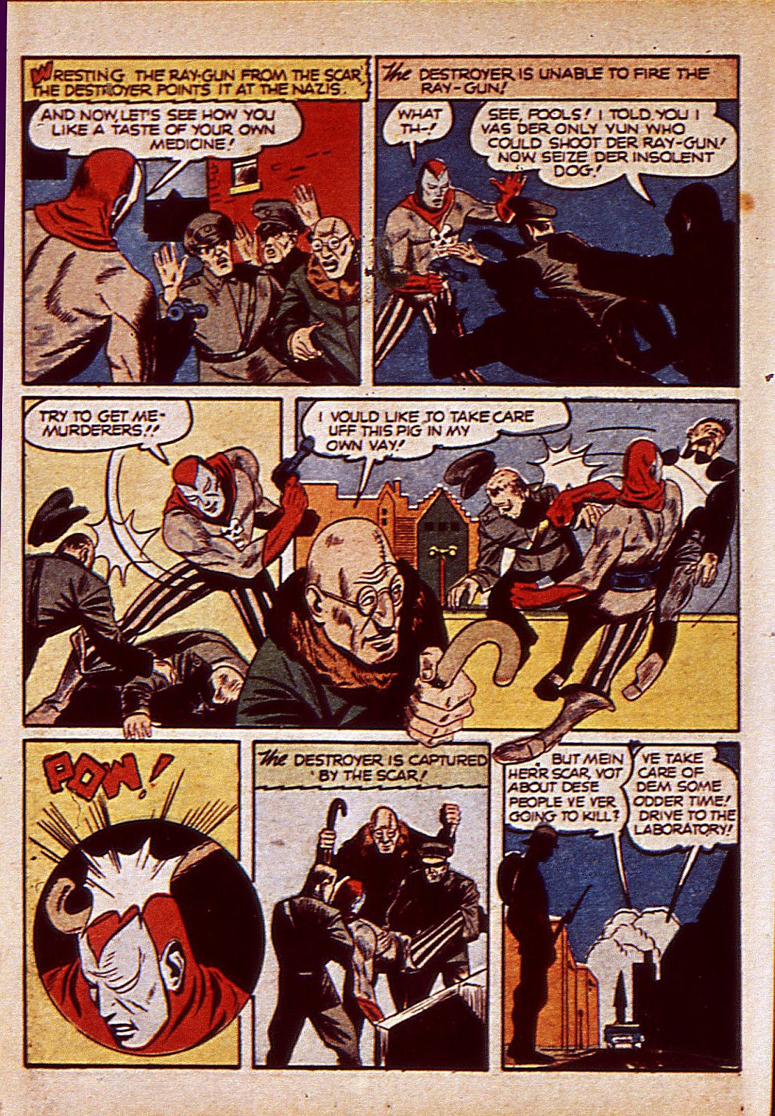 Mystic Comics (1940) issue 6 - Page 25