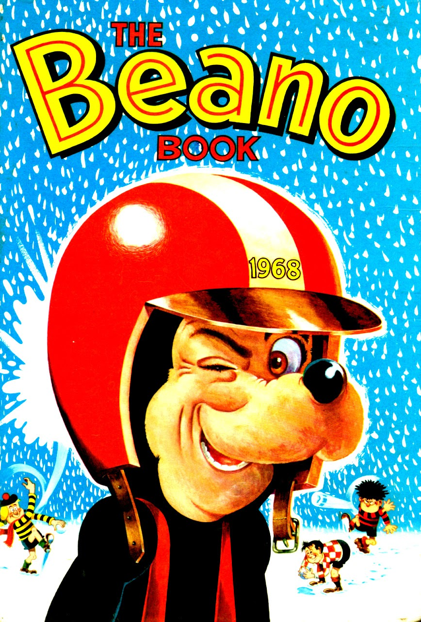 The Beano Book (Annual) 1968 Page 1