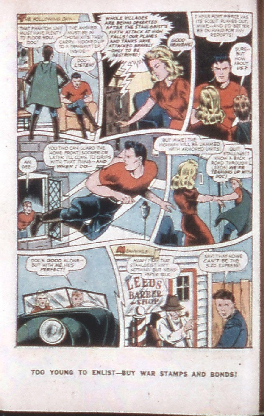 Read online America's Best Comics comic -  Issue #11 - 22